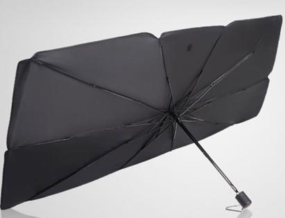 Car sunscreen and heat-insulating sunshade umbrella front windshield car light-shielding board