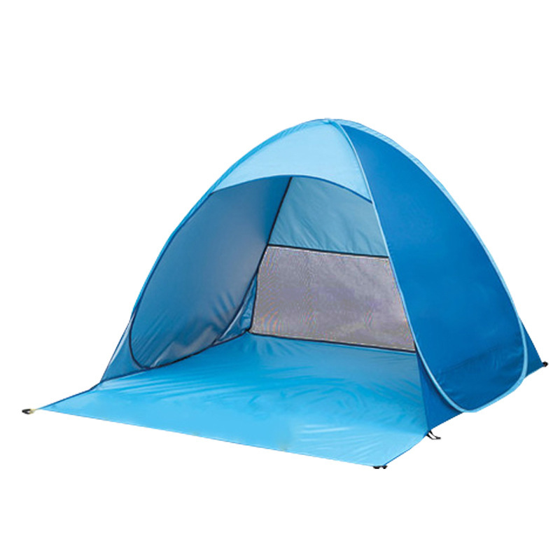 Beach tent full automatic speed opening beach awning