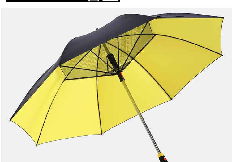Hot sale with water mist USB cooling sunscreen folding umbrella