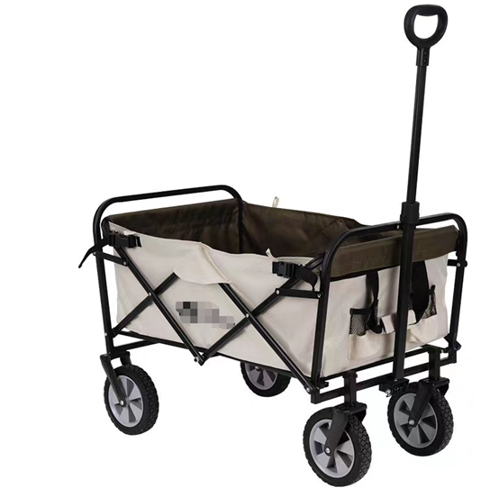 New high quality outdoor portable camping folding trolley small trolley