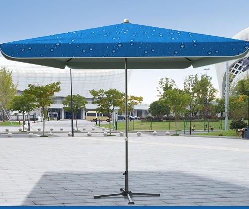 Sunshade large outdoor square courtyard umbrella commercial umbrella canopy
