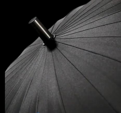 Business Long Handle 24 Bone Straight Golf Umbrella