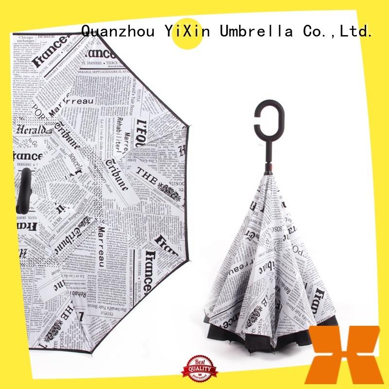 wholesale reverse folding umbrella amazon down factory for men