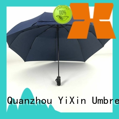 best windproof travel umbrella rubber factory for car
