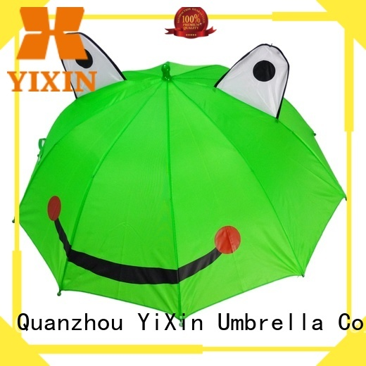 YiXin latest cute sun umbrella supply for kids