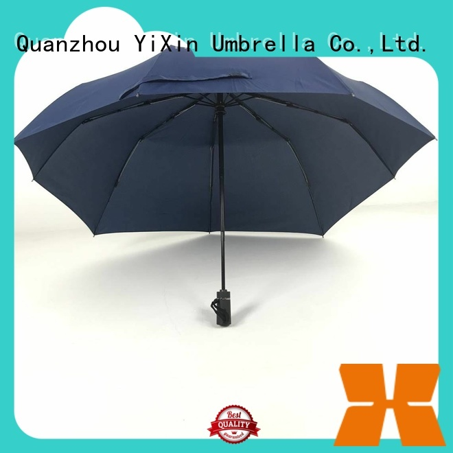 YiXin new foldable automatic umbrella factory for men