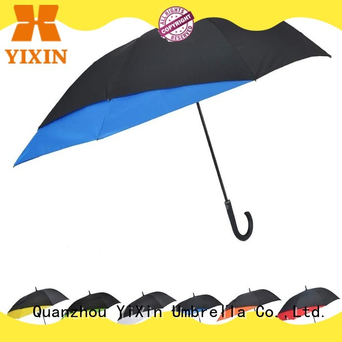 YiXin printing umbrella corporation factory for men