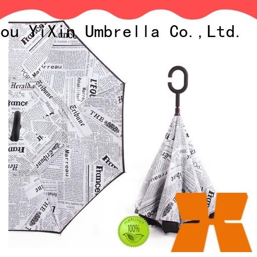 new up umbrella newspaper manufacturers for car