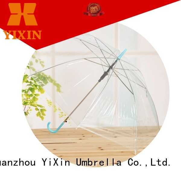 YiXin long compact bubble umbrella suppliers for outdoor