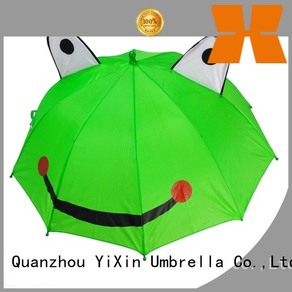 wholesale kids red umbrella 3d factory for outdoor