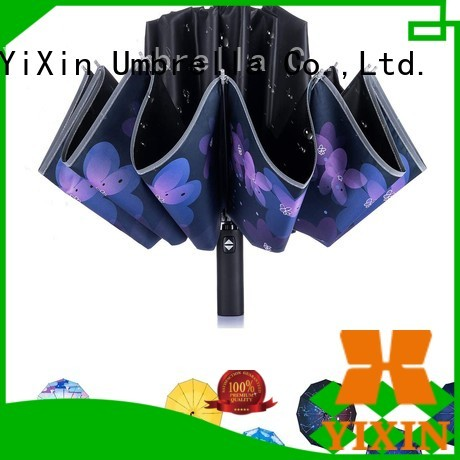 YiXin best flat compact umbrella company for car