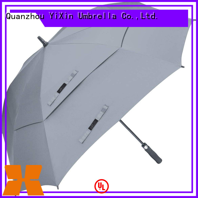 YiXin custom golf umbrella supplier factory for men