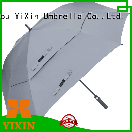 YiXin silver american golf umbrellas company for car