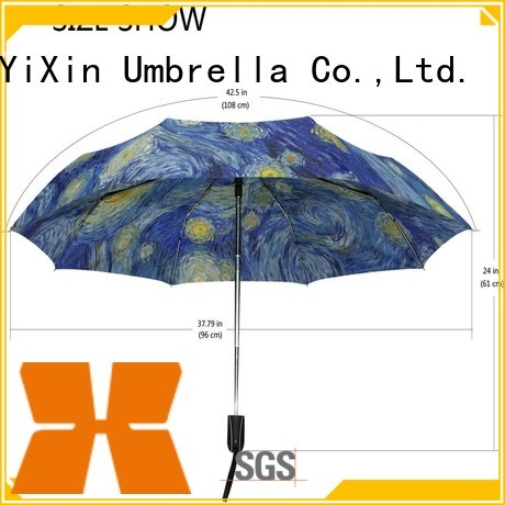 YiXin latest 6 fold umbrella suppliers for outdoor