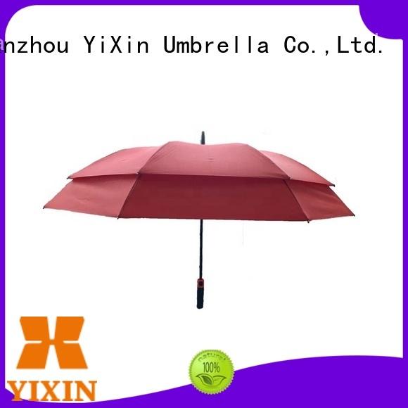 green golf umbrella quality factory for car