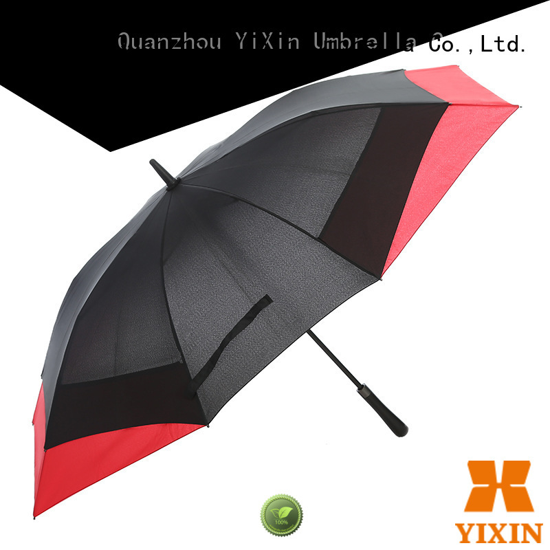 YiXin best folding umbrella with hook handle company for women