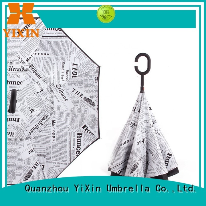 YiXin latest rain umbrella amazon supply for kids
