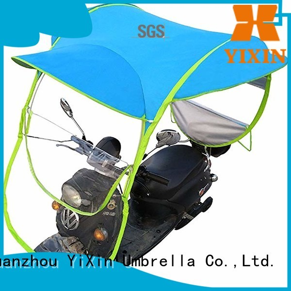 YiXin high-quality motorbike umbrella for business for kids