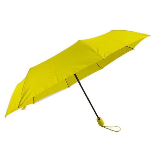Custom 21 8 automatic opening and closing car umbrella 3 folding automatic umbrella