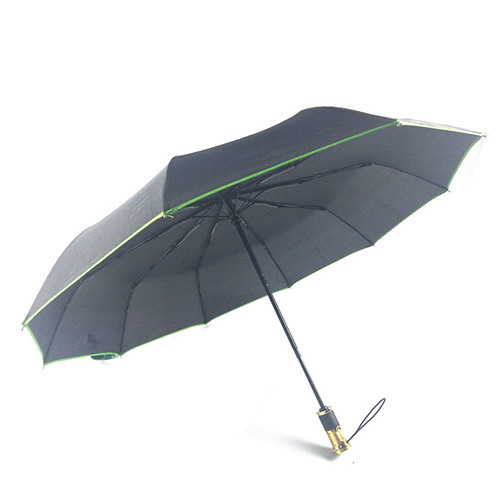 23 Inches new style 3 Folding Auto Open and Close Automatic Umbrella