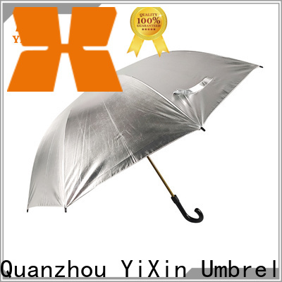 YiXin custom branded golf umbrellas suppliers for car