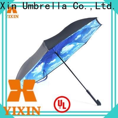 YiXin umbrella german umbrella upside down for business for kids