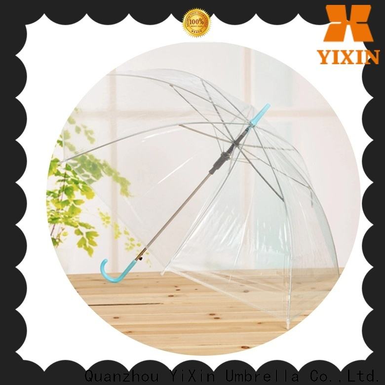 YiXin new yellow bubble umbrella manufacturers for outdoor