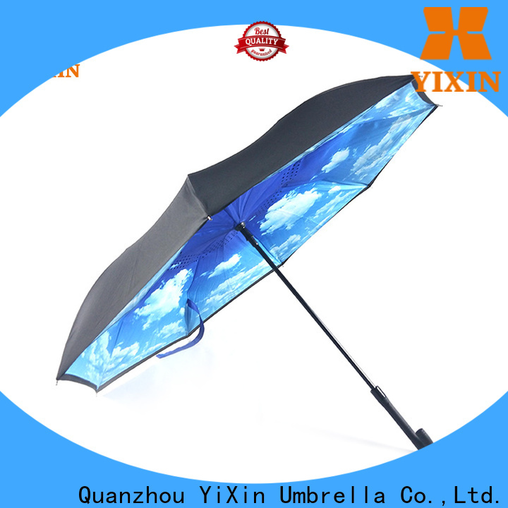 YiXin custom inverted umbrella made in usa for kids