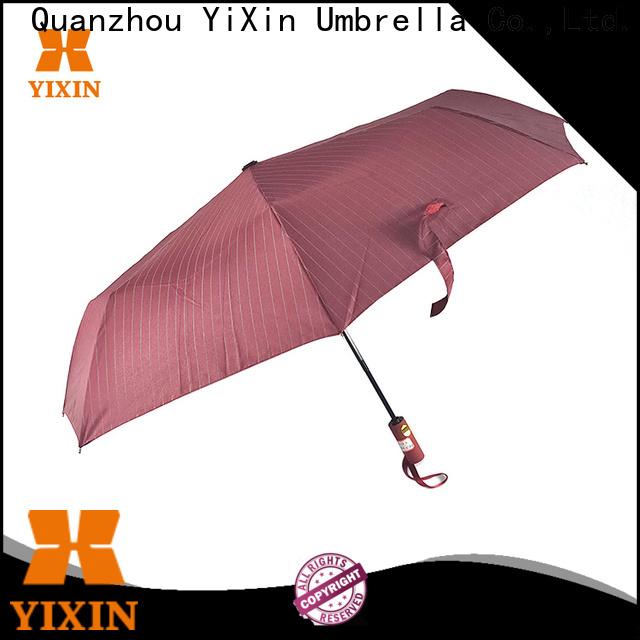 YiXin custom compact transparent umbrella company for women
